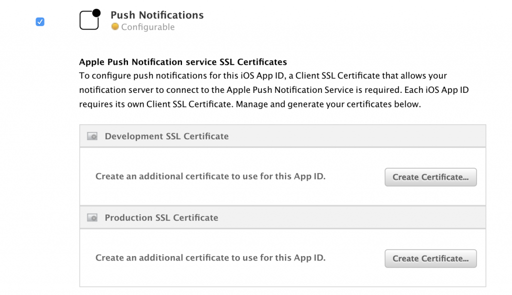 push notifications ios firebase